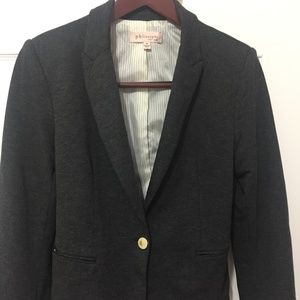 Philosophy Grey Blazer